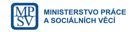 Ministerstvo práce a sociálních věcí-logo
