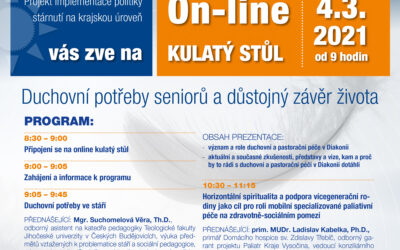 4.3.2021 – On-line kulatý stůl